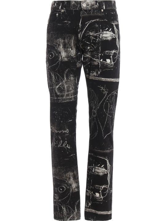 Alexander McQueen John Deakin Jeans