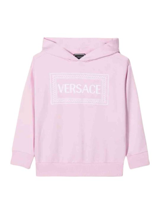 Young Versace Cotton Sweatshirt