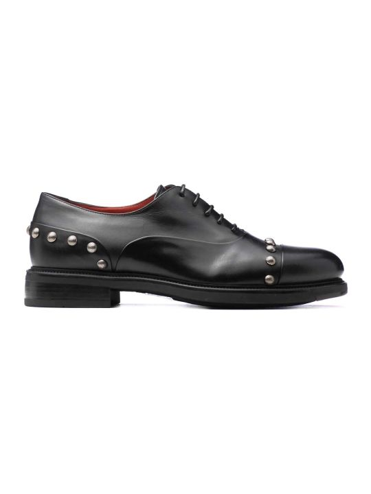 Santoni Santoni 1^linea Studs Lace-up Shoes