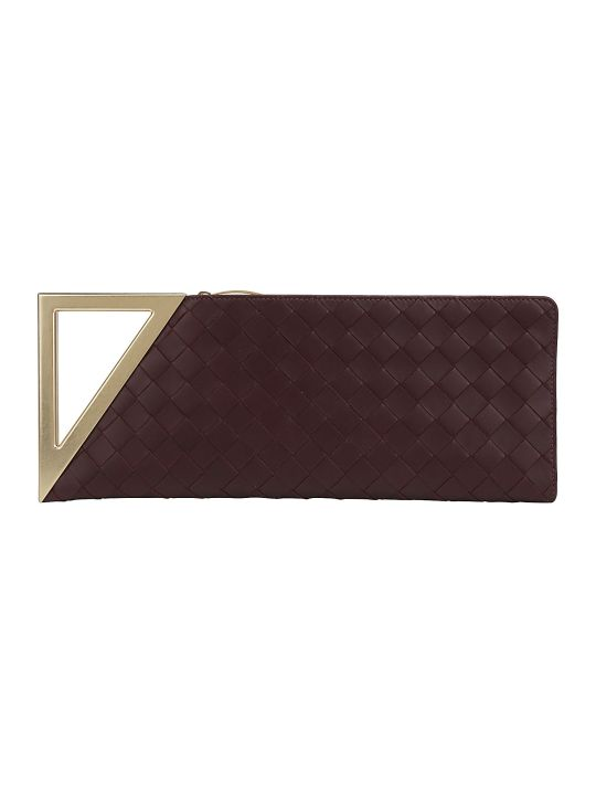 Bottega Veneta Rim Rectangular Handbag