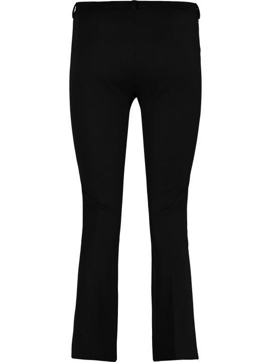 'S Max Mara Umanita Cotton Cropped Trousers