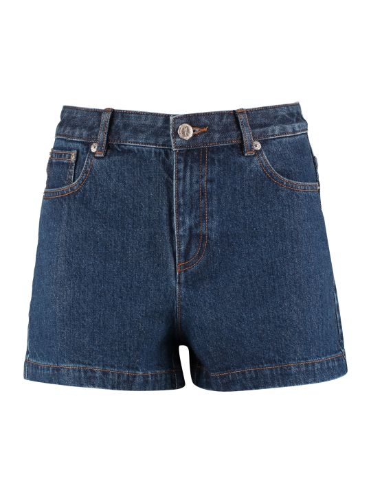 A.P.C. Standard Denim Shorts