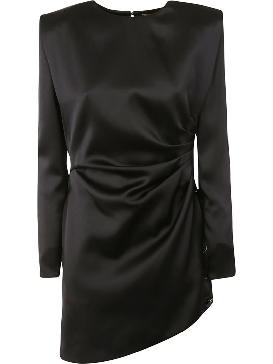Saint Laurent Asymmetric Dress