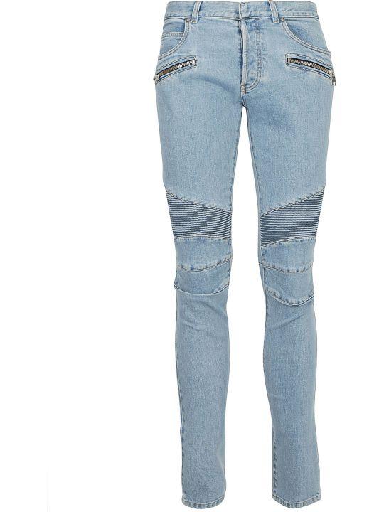 Balmain Monogram Jeans