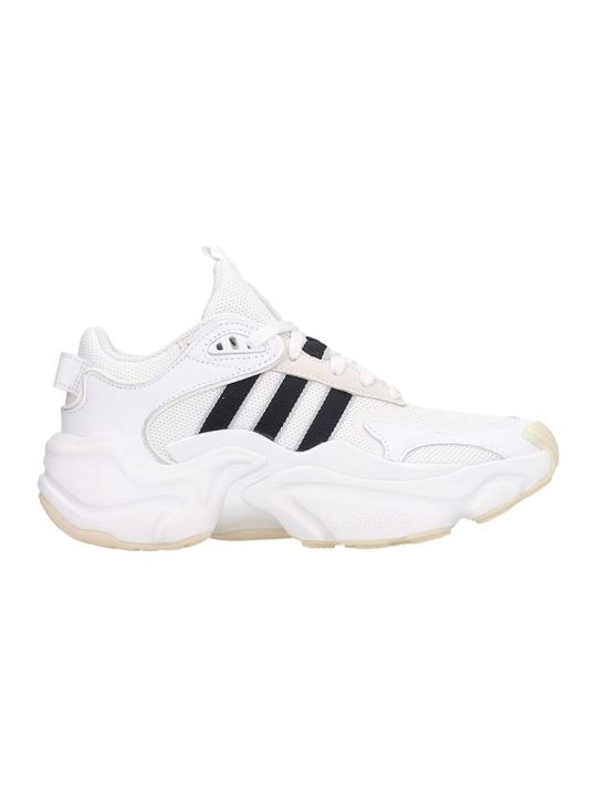 Adidas Magmur Runner W Sneakers In White Tech/synthetic