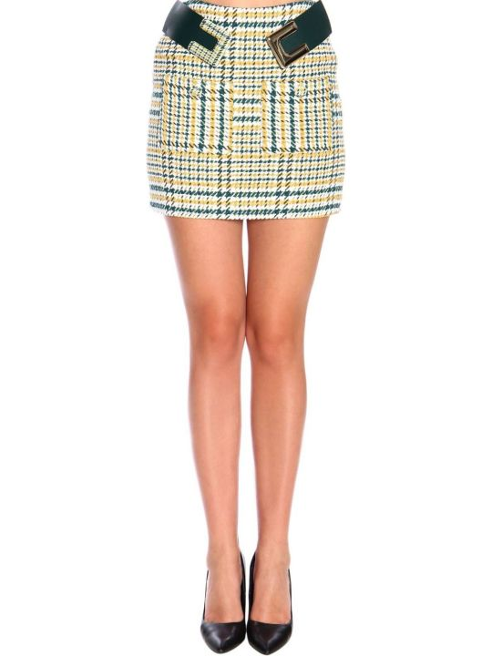 Elisabetta Franchi Celyn B. Elisabetta Franchi Skirt Skirt Women Elisabetta Franchi