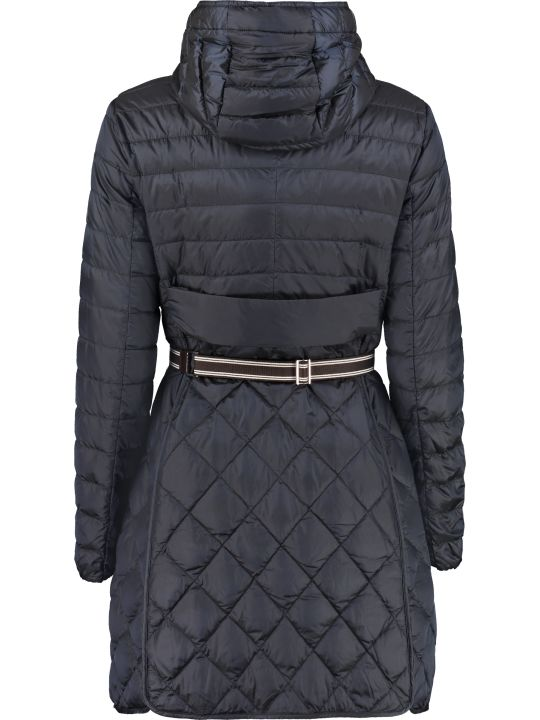 Max Mara The Cube Etrevi Full Zip Padded Jacket