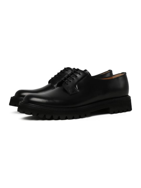 Church's Lace-up Black Leather