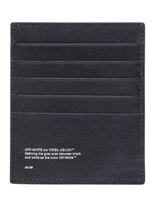 Off-White Logoed Card Holder