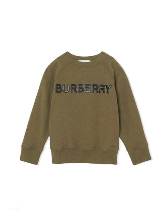 Burberry Military Sweatshirt