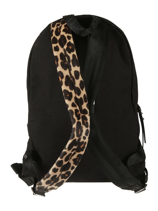 Marc Jacobs Logo Patch Backpack