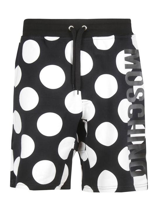 Moschino Polka Dot Print Shorts