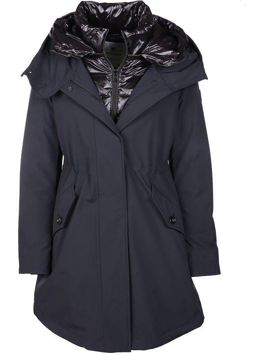 Woolrich Layered Raincoat