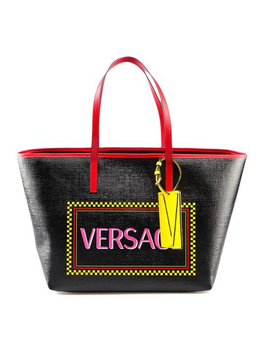 Versace Latex St. Tote
