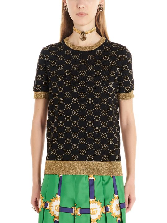 Gucci 'gg Interlock' Sweater