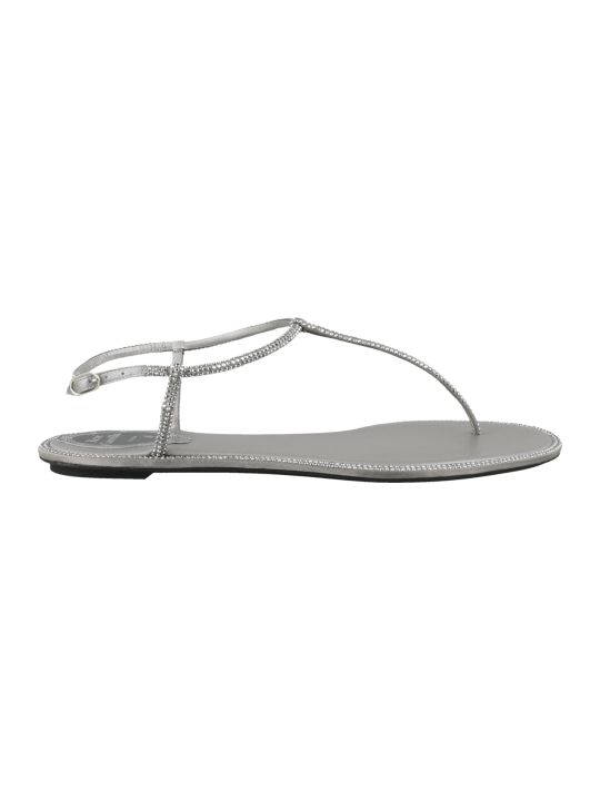 René Caovilla Amalia Flat Sandals