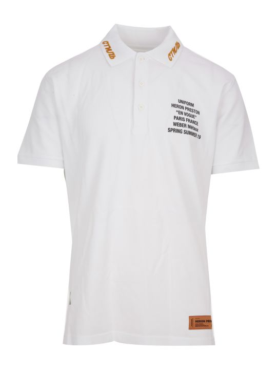HERON PRESTON Polo Shirt