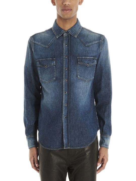 Saint Laurent 'western' Shirt