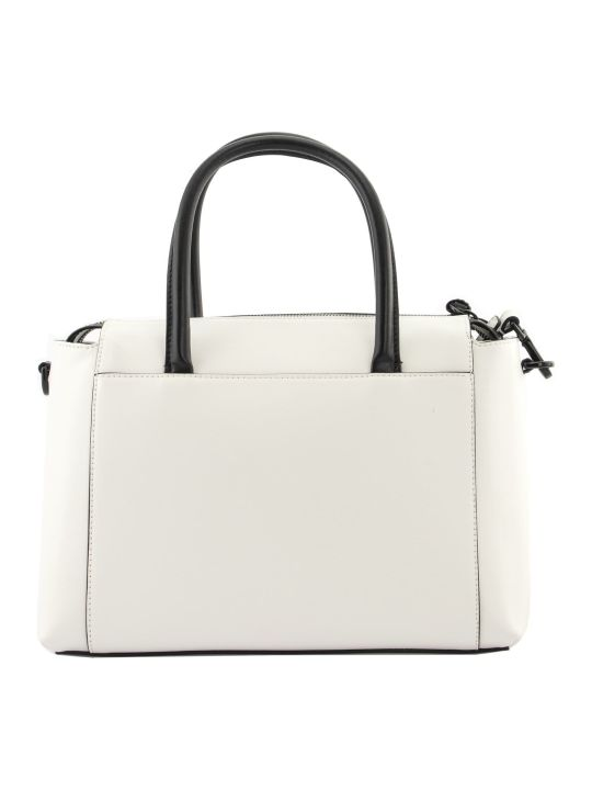 Hogan Crossbody Bag White, Black