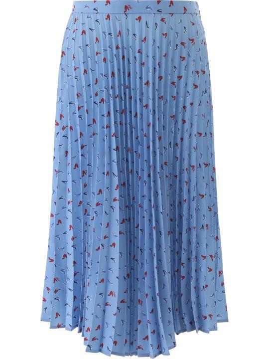 HVN Pleated Skirt