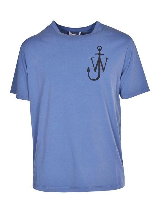 J.W. Anderson Jw Anderson Anchor Print T-shirt