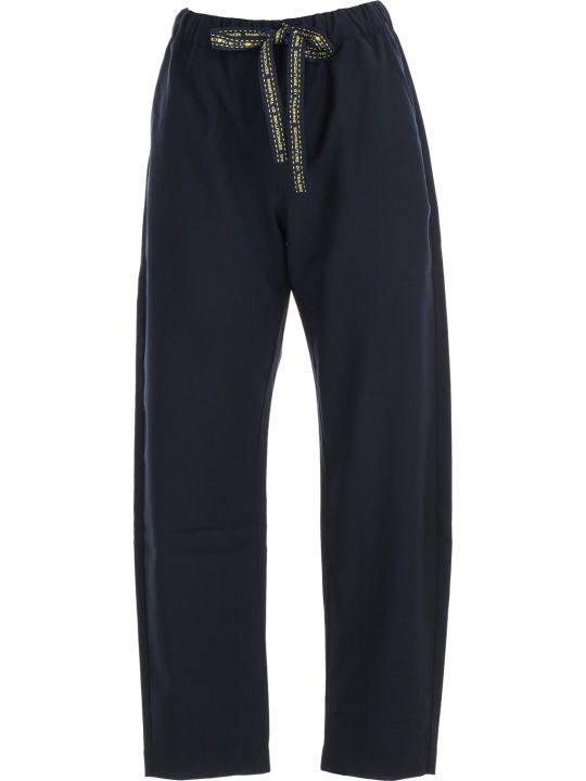SEMICOUTURE Pants Coulisse