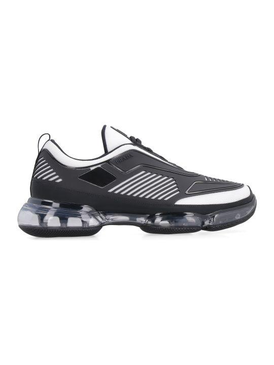 Prada Cloudbust Air Knit Low-top Sneakers