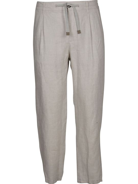 Eleventy Drawstring Trousers