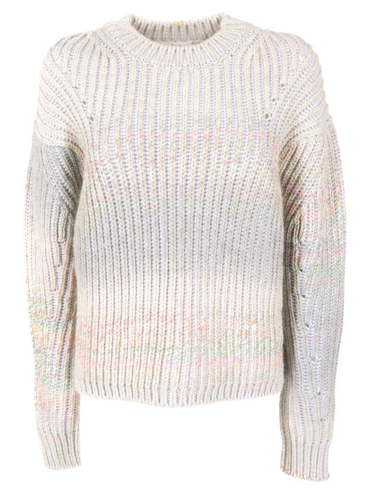 Acne Studios Kamia Rainbow Sweater