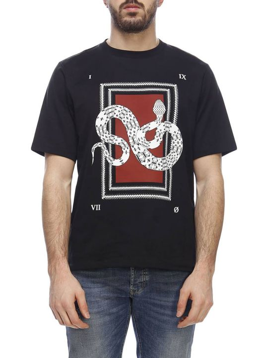 Roberto Cavalli T-shirt T-shirt Men Roberto Cavalli