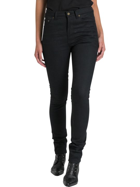 Saint Laurent Jeans Skinny 5 Pockets