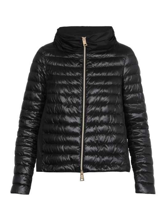 Herno Quilted Down Jacket