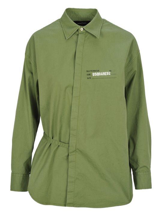 Dsquared2 D Squared Wrap Shirt