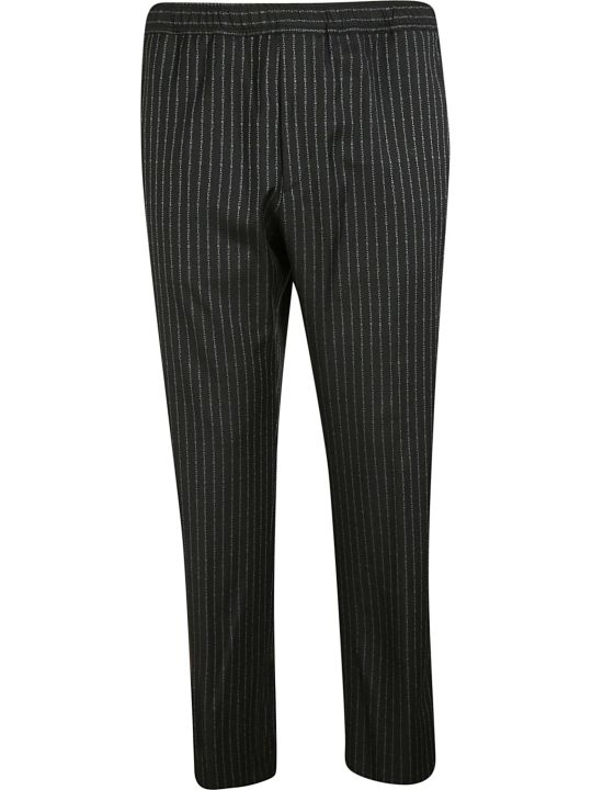 Gucci Striped Trousers