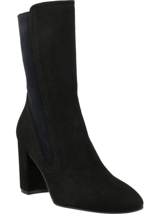 Stuart Weitzman Fifer Ankle Boots