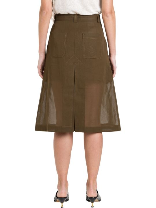 Eudon Choi Manet Skirt