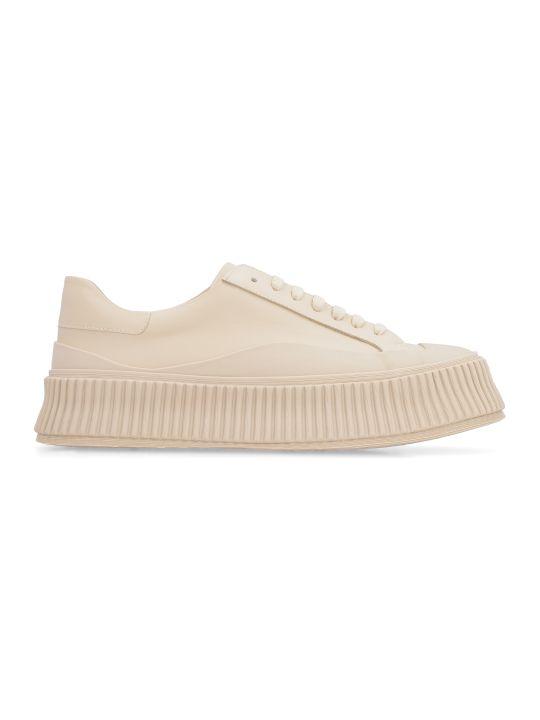 Jil Sander Rubber Sneakers