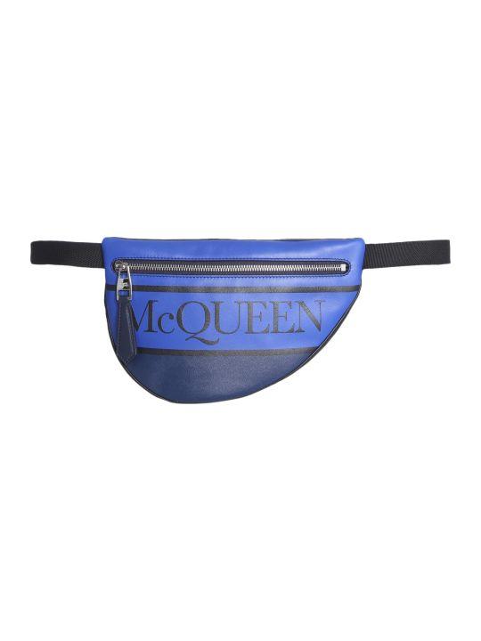 Alexander McQueen Mini New City Bag With Belt