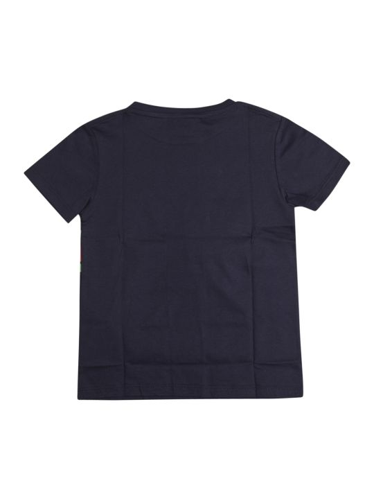 Gucci Front Logo Print T-shirt