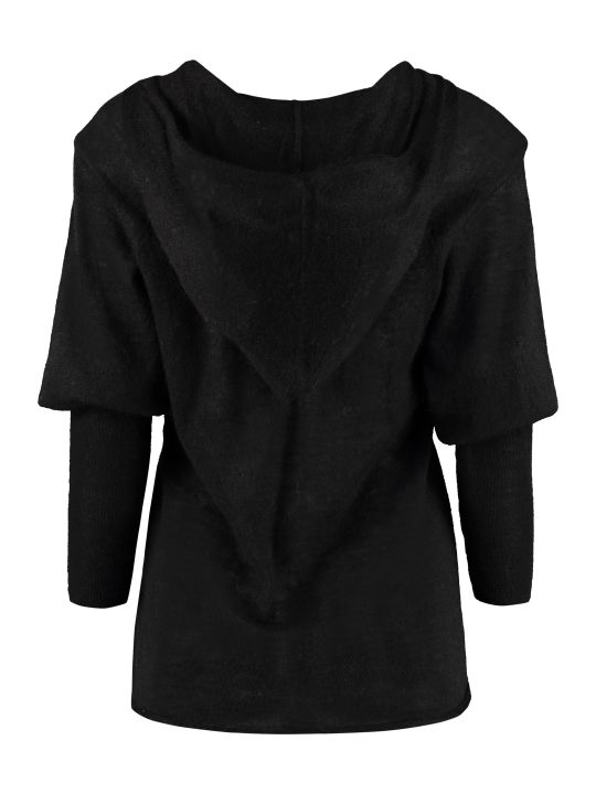 Mes Demoiselles Shoshana Blend Mohair-wool Sweater