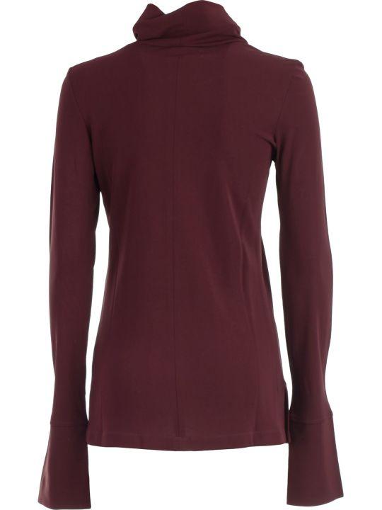 Joseph Sweater L/s High Neck W/slits