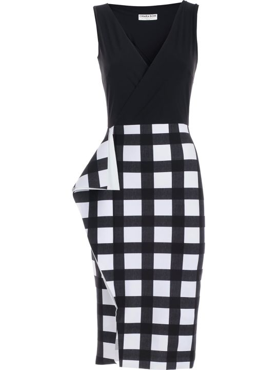 La Petit Robe Di Chiara Boni Chiara Boni La Petite Robe V-neck Dress