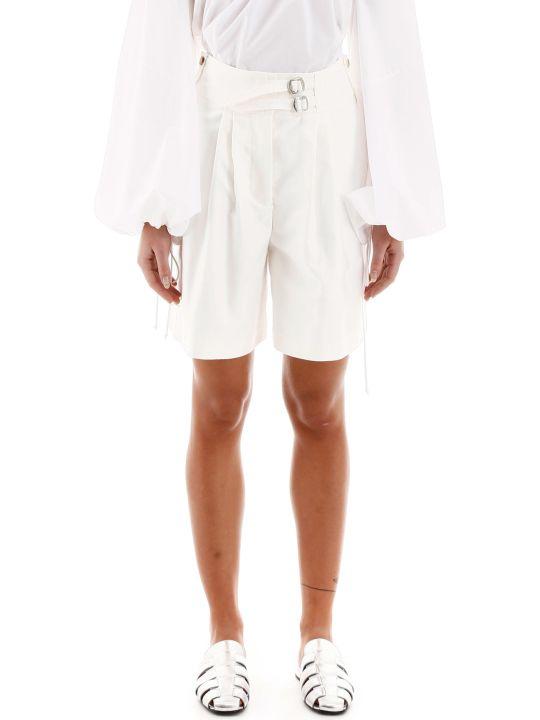 Lanvin Cotton Shorts
