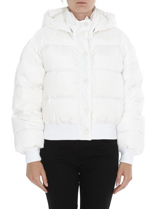 MSGM Logo Downjacket