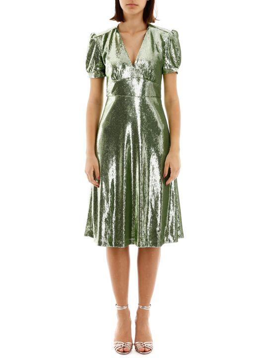HVN Sequins Paula Dress
