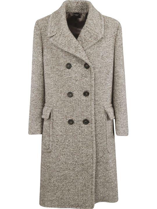 Aspesi Double-breasted Coat