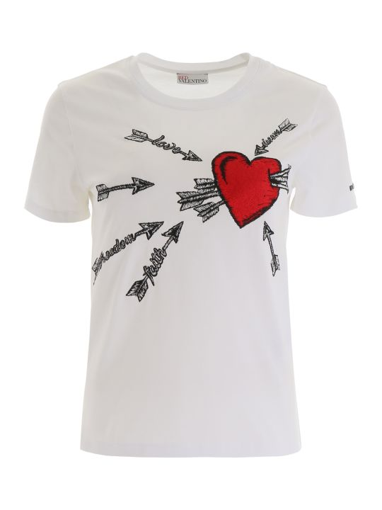 RED Valentino Love T-shirt
