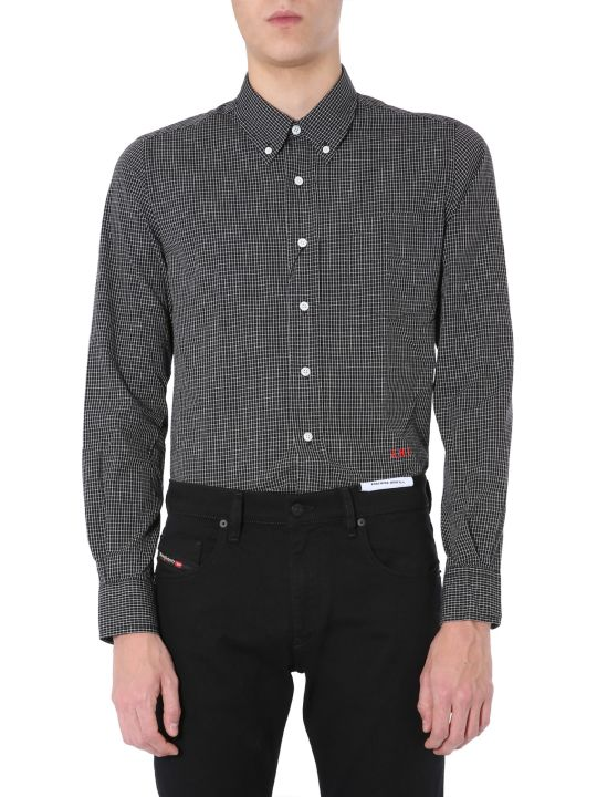 Ami Alexandre Mattiussi Boy Fit Shirt