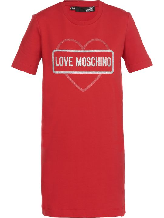 Love Moschino Cotton Dress