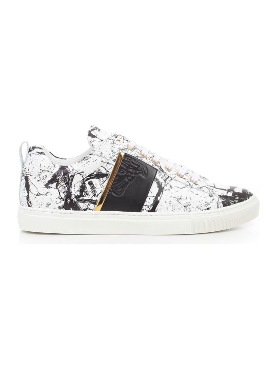 Versace Collection Low-cut Sneakers